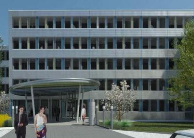 DLR Braunschweig, Sanierung Gebäude 130