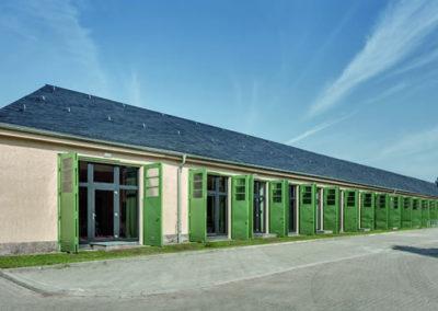 Umbau Diakonie-Kolleg am Exer in Wolfenbüttel