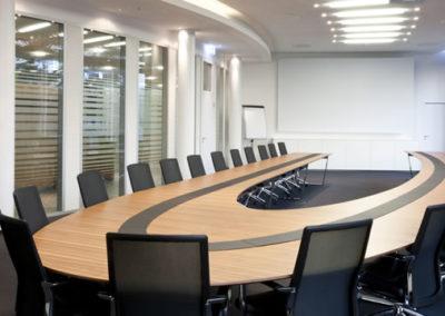 Öffentliche Versicherung Braunschweig – Konferenzzone