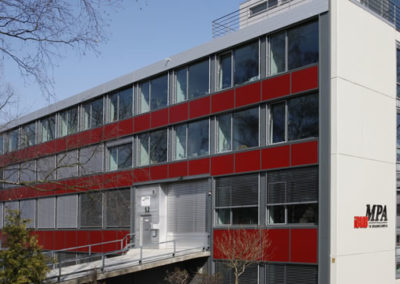 Umbau und Sanierung MPA Braunschweig