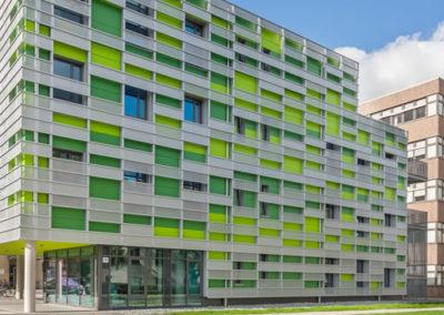 Neubau Studierendenhaus TU Braunschweig
