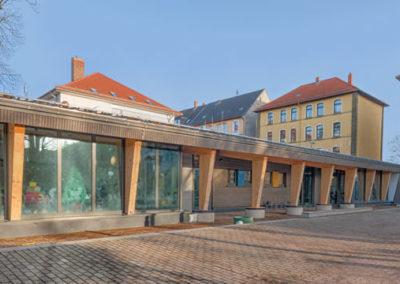 Neubau Kita Schwedenheim